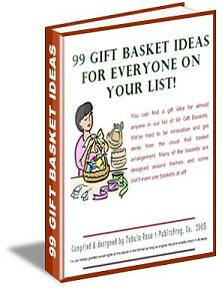 99 Gift Basket Ideas